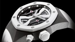 Replique Montre Audemars Piguet Royal Oak Concept GMT Tourbillon Pas Cher