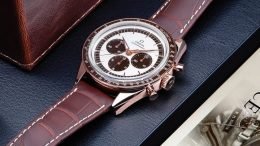 Omega Speedmaster First Omega In Space Sedna Gold