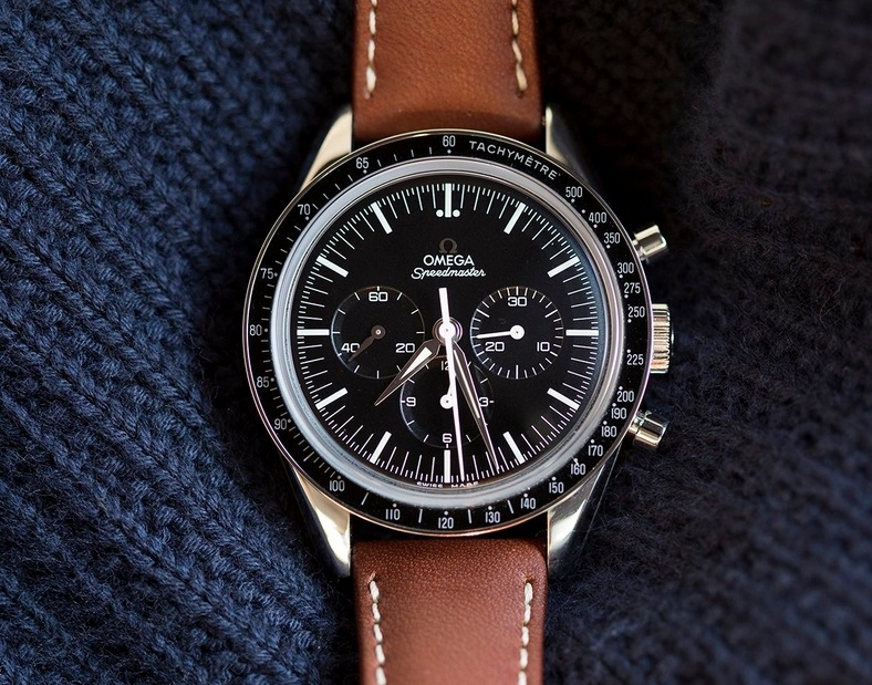 Omega Speedmaster First Omega In Space Acier Inoxydable