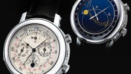 Replique Montre Patek Philippe Sky Moon Tourbillon 5002P