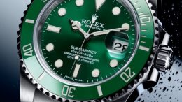 "Replique Montre Rolex Submariner 116610 LV ""Incredible Hulk"""