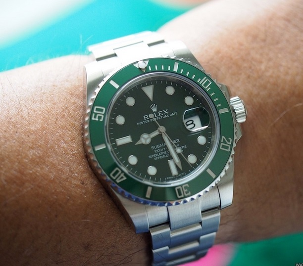 Replique Montre Rolex Submariner Date 116610LV