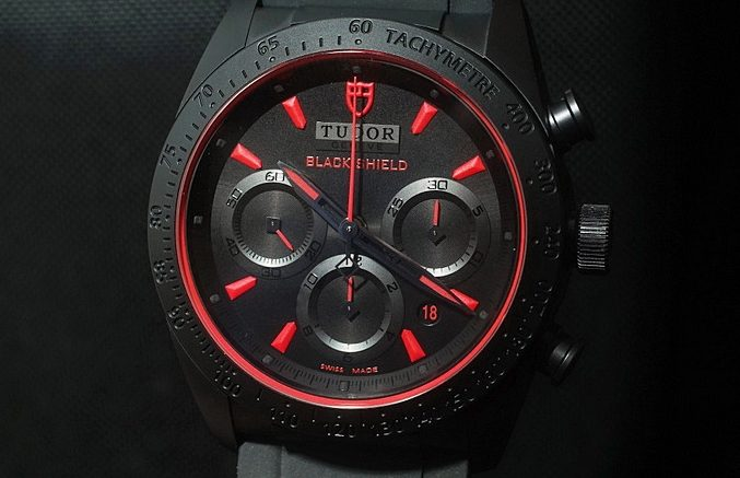 Replique Montre Tudor Fastrider Black Shield 42000CR