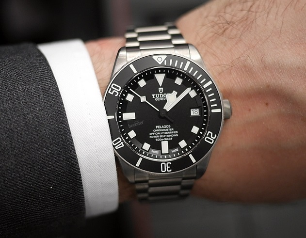 Replique Montre Tudor Pelagos 25600TN