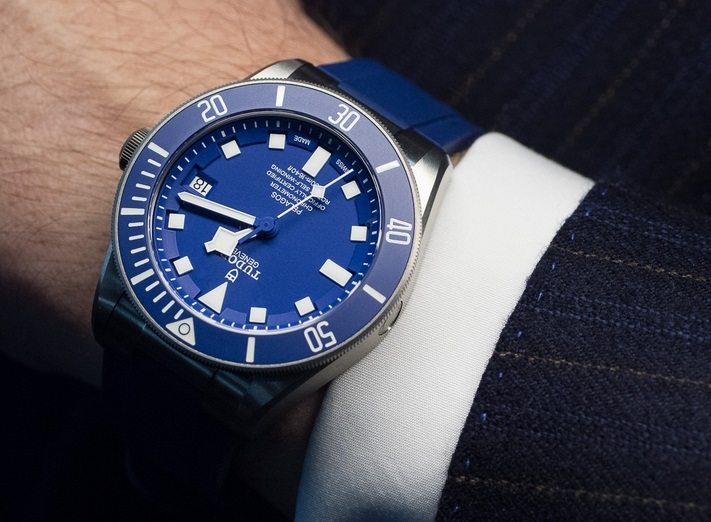 Replique Montre Tudor Pelagos 25600TB