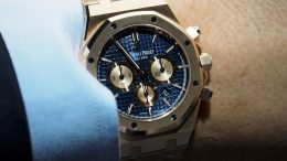 Replique Montre 2017 Audemars Piguet Royal Oak Chronographe Pas Cher