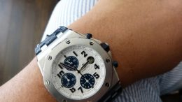 Replique Montre Audemars Piguet Royal Oak Offshore Navy Pas Cher