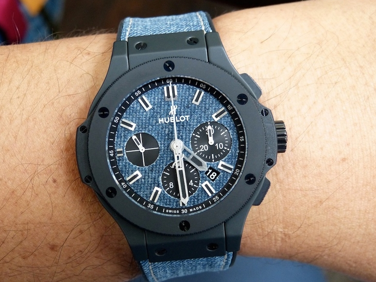 replique montre hublot big bang jeans pas cher replique montre hublot homme. Black Bedroom Furniture Sets. Home Design Ideas