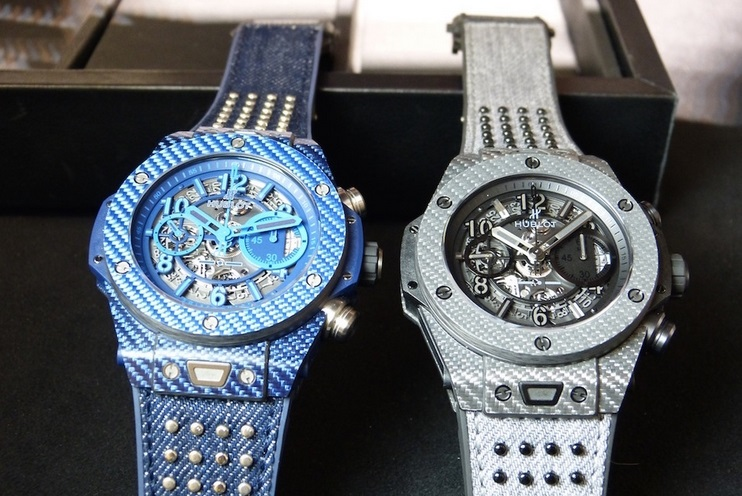 Replique Montre Hublot Big Bang Unico Italia Independent