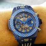 Replique Montre Hublot Big Bang Unico Italia Independent Pas Cher