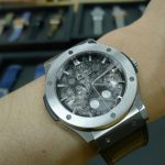 Replique Montre Hublot Classic Fusion Aerofusion Moonphase Homme