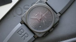 Replique Bell & Ross BR03-94 Phantom Chronographe