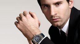 Replique Montre Audemars Piguet Royal Oak Leo Messi Chronographe Édition Limitée