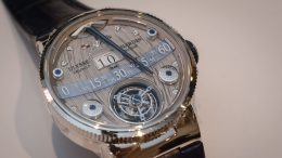 Replique Montre Ulysse Nardin Grand Deck Marine Tourbillon