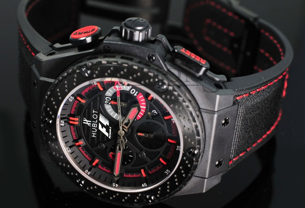 Replique Hublot King Power F1 Céramique Chronographe