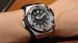Replique Montre Hublot King Power Oceanographic 4000 Pas Cher