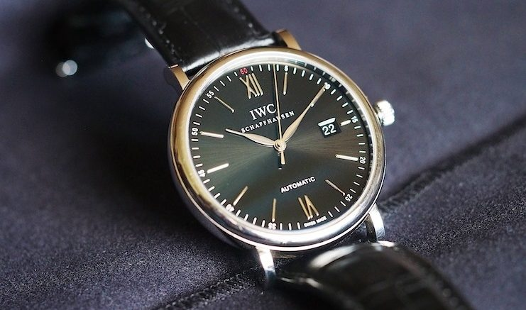 Replique Montre IWC Portofino Automatique