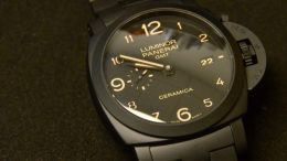 Replique Montre Panerai Tuttonero Luminor 1950