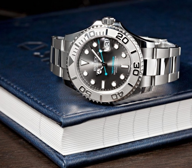 Replique Montre 2016 Rolex Yacht-Master 40