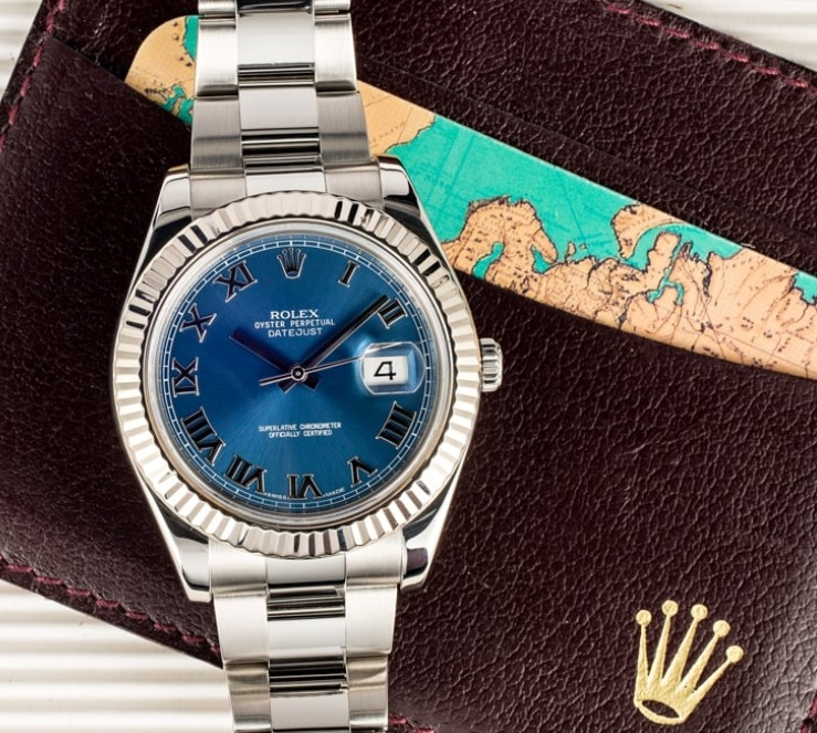Replique Montre Rolex Datejust 41