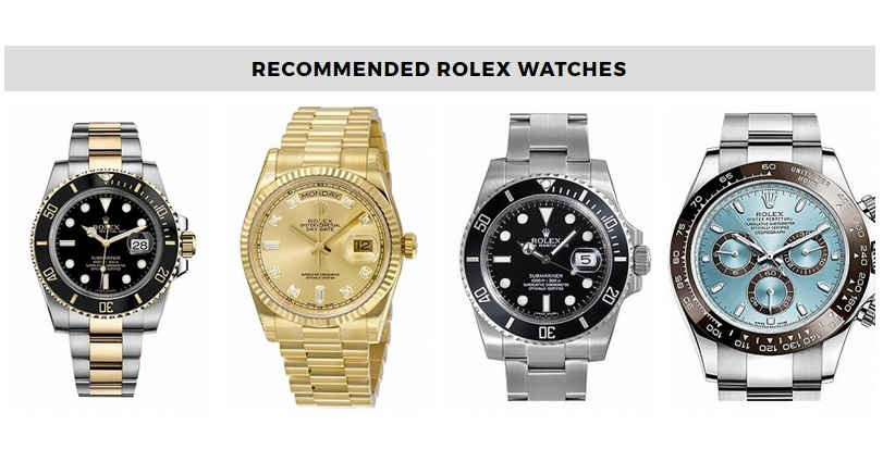 Top Replique Montre de Luxe Rolex