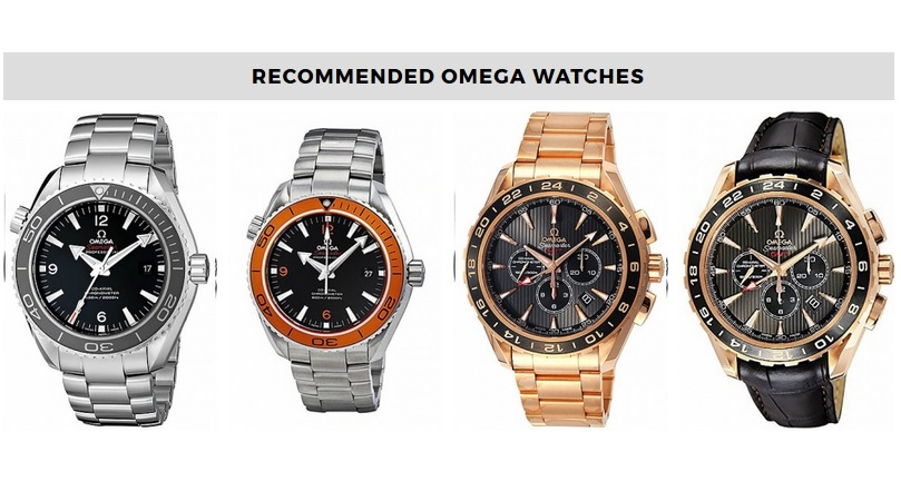 Top Replique Montre de Luxe Omega