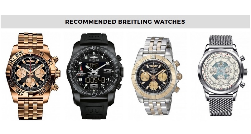 Top Replique Montre de Luxe Breitling
