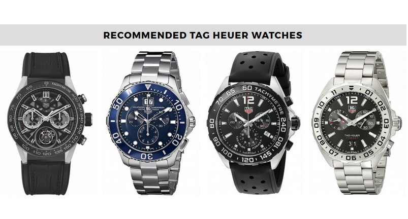 Top Replique Montre de Luxe TAG Heuer