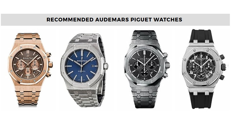 Top Replique Montre de Luxe Audemars Piguet