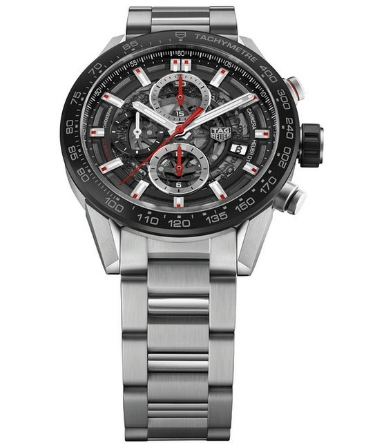 Replique Montre TAG Heuer Carrera Heuer-01 43mm