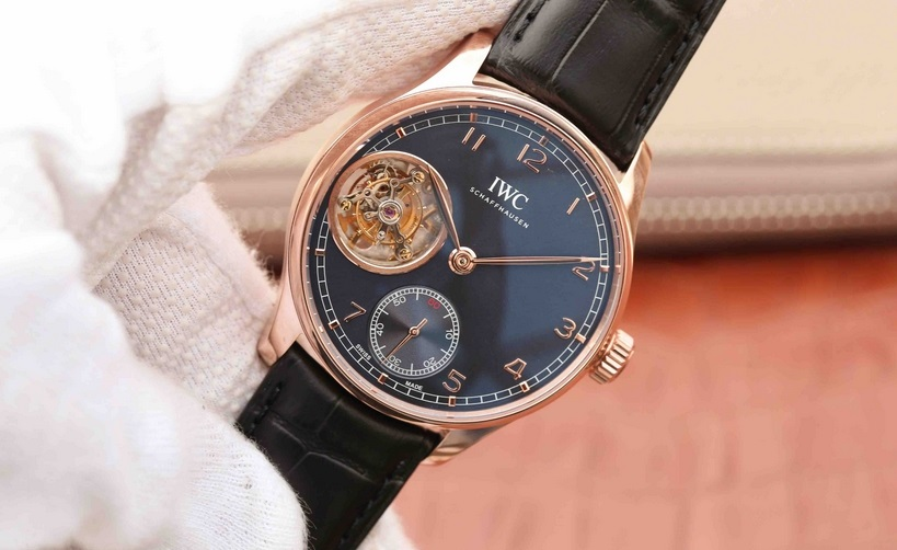Replique Montre IWC Portuguese Tourbillon