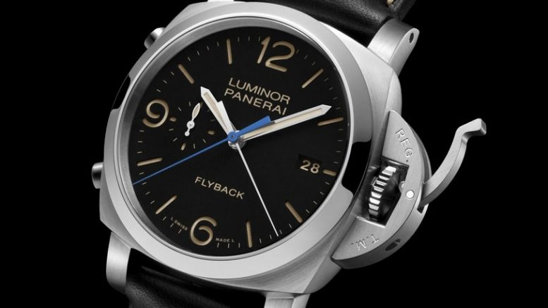 Replique Montre Panerai Luminor 1950 3 Jours Chronographe Flyback PAM00524