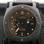 Replique Montre Panerai Luminor Submersible PAM 00508 Céramique