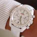 Replique Montre Omega Speedmaster White Side of the Moon