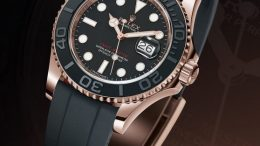 Replique Montre Rolex Oyster Perpetual Yacht-Master Oysterflex