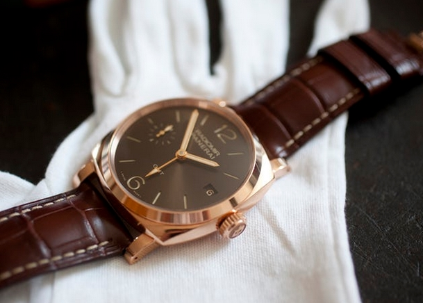 Replique Montre Panerai Radiomir 1940 3 Days GMT Oro Rosso