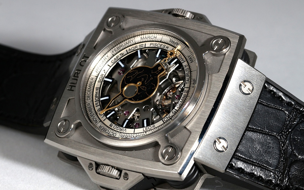 Replique Montre Hublot MP-08 Antikythera SunMoon
