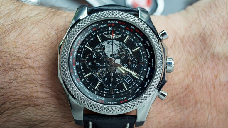 Replique Montre Chronographe Breitling Bentley B05 Unitime