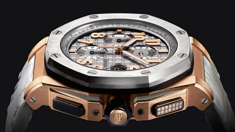 Replique Montre Audemars Piguet Royal Oak Offshore LeBron James