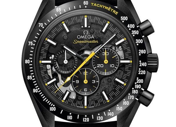 Replique Montre Omega Speedmaster Dark Side of the Moon Apollo 8