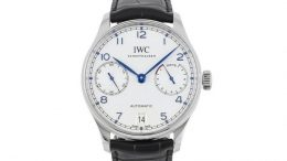 Replique Montre IWC Portuguese 7 Days