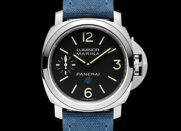 Replique montre Panerai Luminor Marina Logo