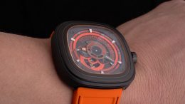 Replique Montre SevenFriday P3/07 KUKA III Pas Cher