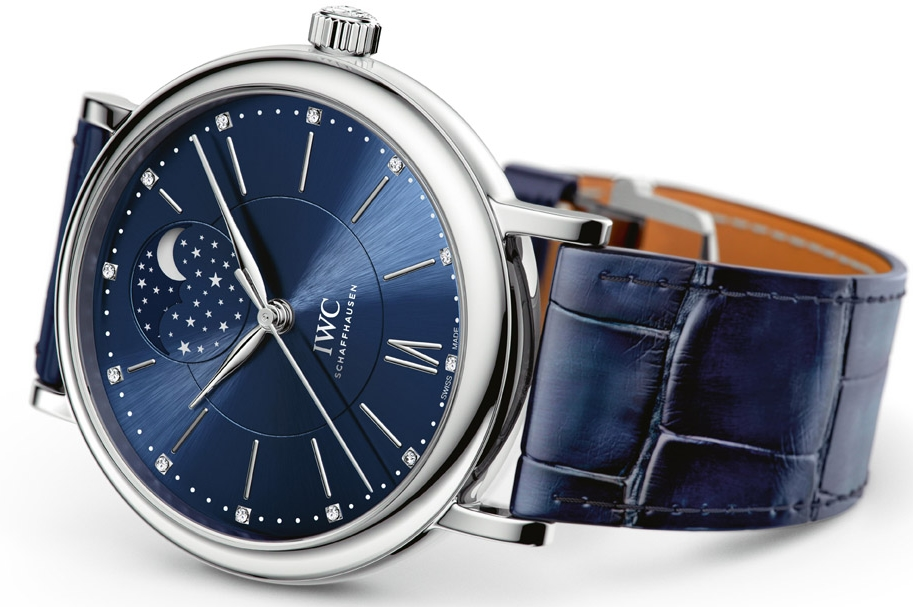 Replique Montre IWC Portofino Automatic Moon Phase 37 Laureus