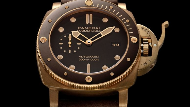 Replique Montre Panerai Submersible Bronzo 47mm