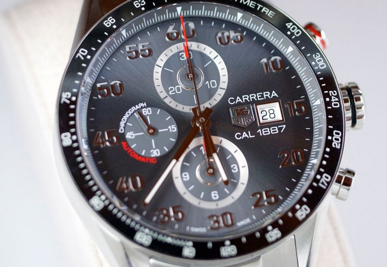 Replique Montre TAG Heuer Carrera Calibre 16 DD