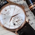 Replique Montre Rolex Cellini Dual Time