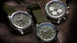Replique Montre Breitling Aviator 8 Curtiss P-40 Warhawk