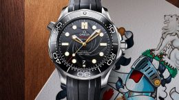Replique Montre Omega Seamaster James Bond On Her Majesty's Secret Service