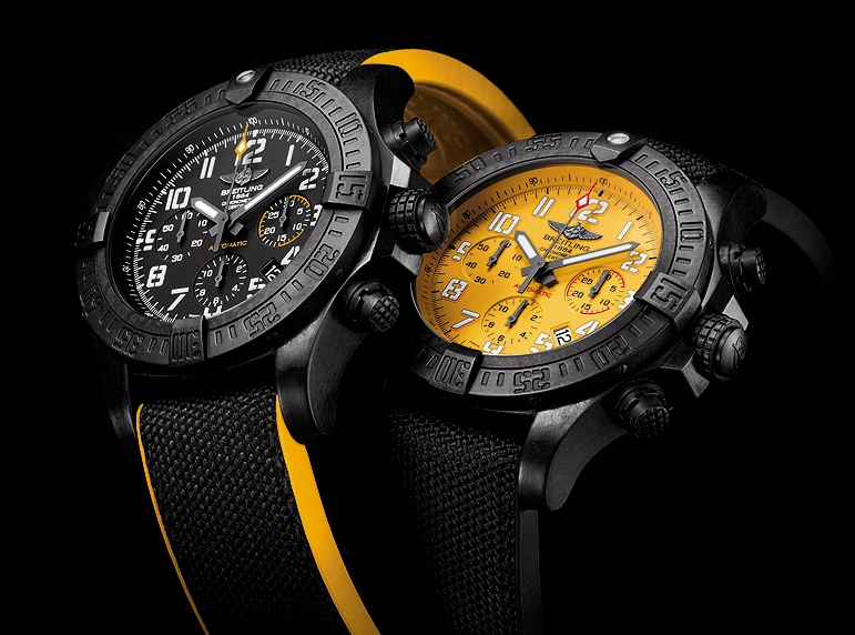 Replique Montre Breitling Avenger Hurricane 45mm